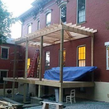 Historic Porch Recreation