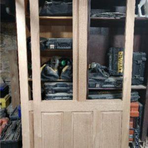 Storm doors